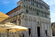 A luccai dóm, a Chiesa di San Michele in Foro