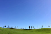 Montaione közelében