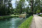 A wörthi tó Klagenfurtnál