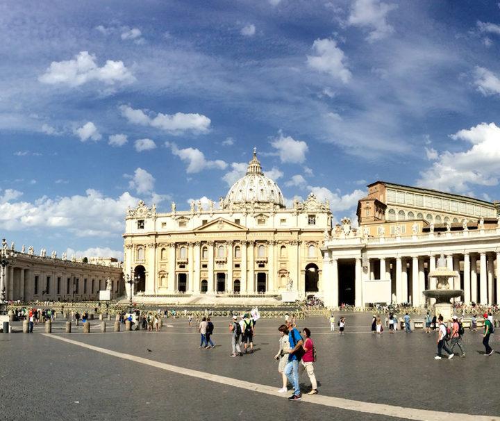 Róma, a Tevere partja
