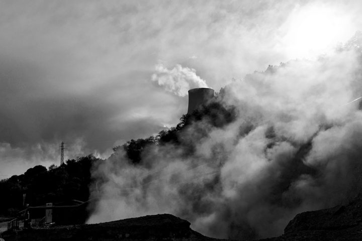 Biancane geotermikus park