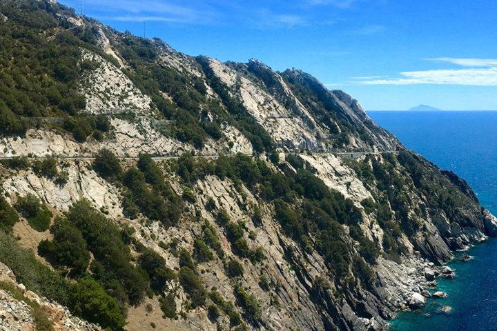 Maremma, 2017 tavaszi túra. Elba szigetén.