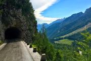 A második alagút kijárata
