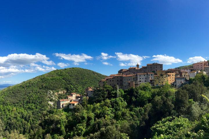 Az egyik kedvenc település a hegyek közt, Sassetta