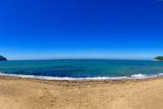 A Baratti-öböl a környék legszebb tengerpartja.