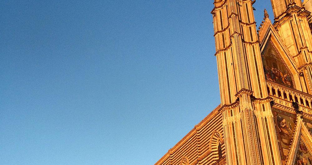 Orvieto, dóm, Umbria