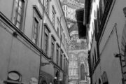 Firenze b&w