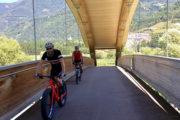 Dráva menti kerékpártúra: klassz kerékpáros hidakat építettek