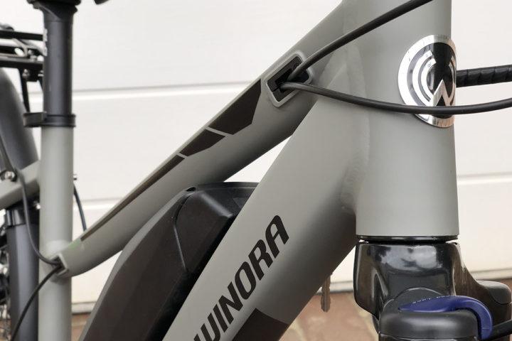 Winora Y 420 ebike
